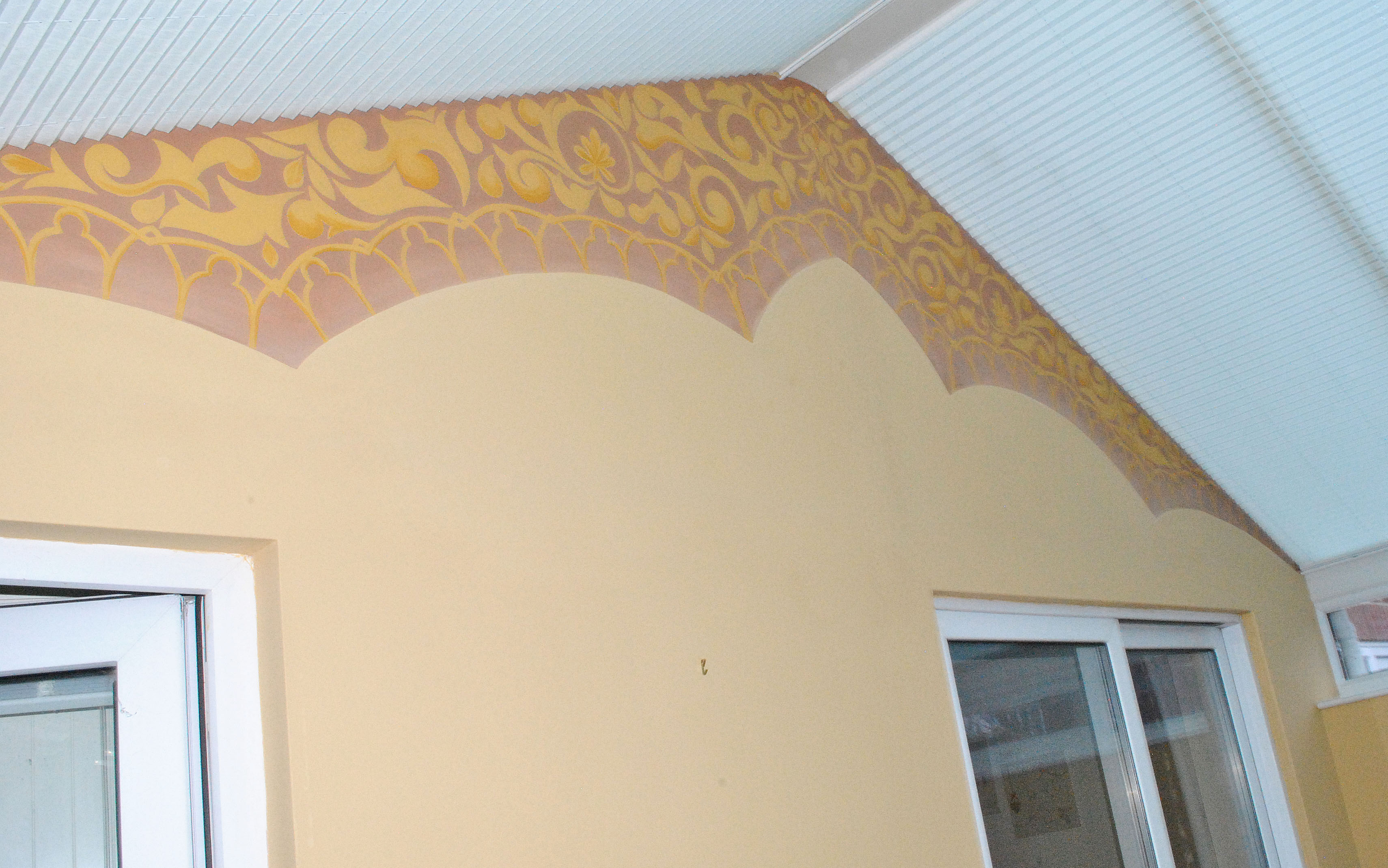 moroccan mural inspired spaces decorating theme bedrooms maries manor moroccan