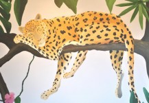 Jungle Mural For Day Nursery