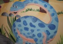 Dinosaur Murals