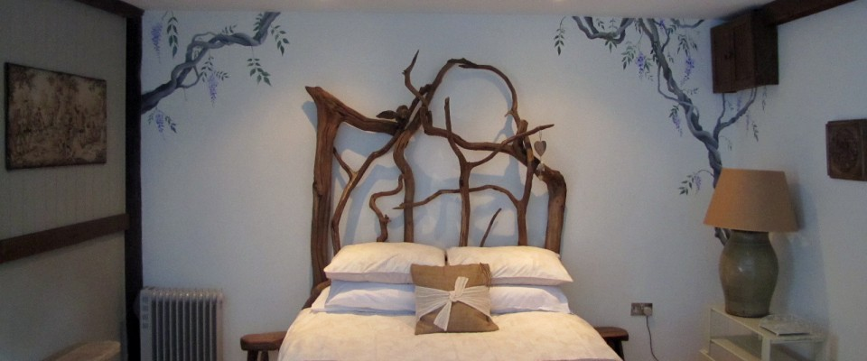 inspired spaces hand painted murals wall mural artist. Black Bedroom Furniture Sets. Home Design Ideas