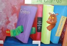 School Library Mural