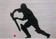 Sports Mural For School Sports Hall